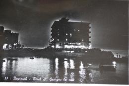 Liban Vers 1950 Hôtel St George La Nuit - Liban