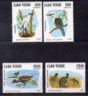 CAP VERT  Timbres Neufs ** De 1981  ( Ref 5131 )  Animal - Oiseau - Cape Verde