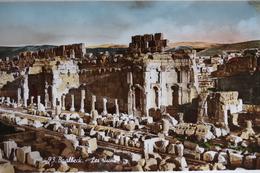 Liban Vers 1950 Baalbeck - Liban