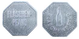 01956 GETTONE JETON TOKEN FICHA VENDING KANTINE BIER FLASCHENPFAND - Zonder Classificatie