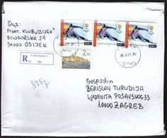 Croatia Osijek 2002 / Olympic Games Salt Lake City / Alpine Skiing - Winter 2002: Salt Lake City