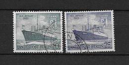LOTE 1677  /// (C045) ALEMANIA BERLIN   YVERT Nº: 111/112     CATALOG.2014 / COTE: 6.50 € - Oblitérés