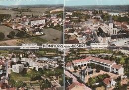 CPSM 03 DOMPIERRE SUR BESBRE MULTIVUES - France