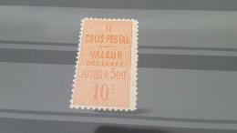 LOT 389597 TIMBRE DE FRANCE NEUF** N°6 VALEUR 55 EUROS - Neufs