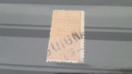 LOT 389598 TIMBRE DE FRANCE OBLITERE N°6 VALEUR 14 EUROS - Parcel Post