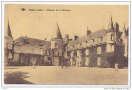 VATAN - Château De La Chesnaye - Bon état - Autres Communes