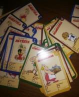 10 Cartes Au Choix SERIE ASTERIX SUPER U 2017 Voir Description - Trading Cards