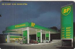 GERMANY(chip) - BP(O 2287), Tirage 39000, 10/94, Mint - Olie
