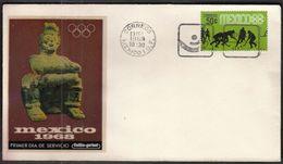 Mexico 1968 / Olympic Games Mexico City / Field Hockey - Verano 1968: México