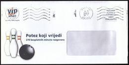 Croatia Krapina 2003 / Bowling / Bowls / VIP Phone Cell Company - Petanca
