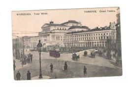 02234 Warszawa Theatre Tramway - Pologne