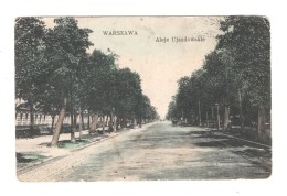 02422 Warszawa Aleje - Pologne