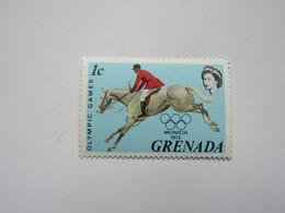 JO270   Olympiques Munich 1972 Olympic  MNH   YT 437 - Grenada (1974-...)