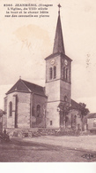 JEANMENIL - L'Eglise - Autres Communes