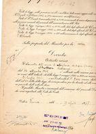 1947 CAPO PROVVISORIO DELLO STATO - Decreti & Leggi