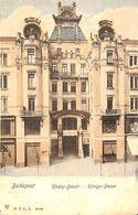 Budapest - Kiraly-Bazar - Königs-Bazar (DTC, Colors) - Hongrie