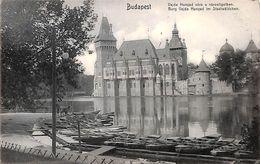 Budapest - Burg Vajda Hunyad Im Stadtwäldchen (1910) - Hongrie