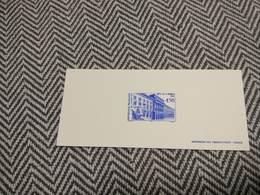 GRAVURE 1999 HÔTEL DE LA MONNAIE PARIS - Epreuve De Luxe De L'Imprimerie Des Timbres Poste - Luxury Proofs