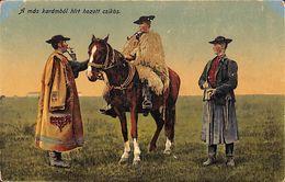 A Mas Karambol Hirt Hozott Csikos (animation, Colors, Horse) - Hongrie
