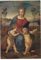 Uffizi Gallerie - Raffaello - Madonna Und Der Stieglitz - Museen