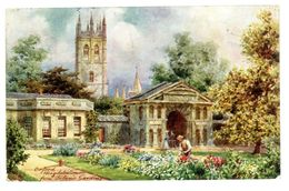 TUCK'S POST CARD  OXFORD PICTORESQUE - Tuck, Raphael