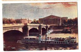 TUCK'S POST CARD  PARIS BRIDGES - Tuck, Raphael