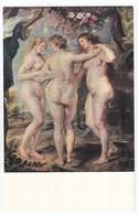 Museo Del Prado   Rubens  Las Tres Gracias - Museen