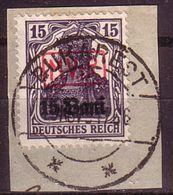 LOTE 1678  /// (C045)  ALEMANIA  OCUPACION RUMANIA  MATASELLO DE BUDAPEST - Ocupación 1914 – 18