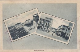 CARTOLINA - POSTCARD - UDINE - BUIA - SALUTI DA BUIA - Udine