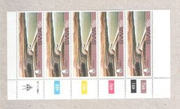 South West Africa 1980 Dams Blocks Of MNH Stamps - Stamps
