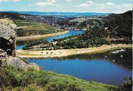 Le Lac De Retenue Du Barrage De Grandval Sur La Truyère - Francia