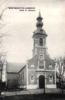 Waesmunster-Sombeke - Kerk S Rochus - Waasmunster