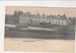 Henri-Chapelle , Chateau Du Ruyft ( Josepstal ) ,( Plombières - Moresnet -Henri-Chapelle) - Welkenraedt