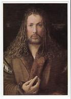 Deutsche Malerei Von 1400 - 1550 Albrecht Dürer Selbstbildnis - Museum