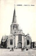 Lebbeke - Kerk O L Vrouw(animatie) - Lebbeke