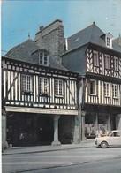 DOL-de-BRETAGNE: La Grand'Rue (magasin Confection H,DELAMAIRE-DELAYE) - Dol De Bretagne
