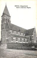 Opstal (Buggenhout) - Kerk S Gerardus Majella - Buggenhout