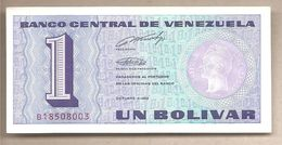 Venezuela - Banconota Non Circolata FdS Da 1 Bolivar P-68 - 1989 - Venezuela