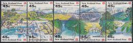 NUEVA ZELANDA 1992 Nº 1188/97 USAD0 - Used Stamps
