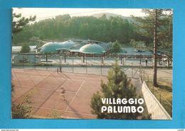 VILLAGGIO PALUMBO SILA L Brigantino Impianti Sportivi  CARTOLINA - Italy