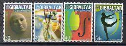 GIBRALTAR  Timbres Neufs ** De 2003  ( Ref 5148 )  Festival - Europa - Gibraltar