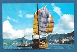 CINA CHINA HONG KONG THE HARBOR - Cina (Hong Kong)