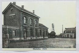 REPRODUCTION MACHELEN VLAAMSE BRABANT  Statie     Gare Station - Machelen