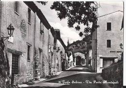 Fara In Sabina - Via Porta Montopoli - Rieti - H238 - Rieti