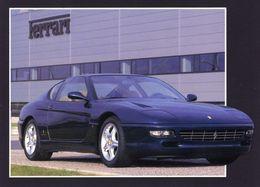 Ferrari 456GT 2+2  -  1990   -   CPM - Turismo