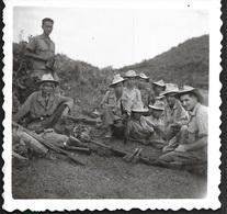 Tonkin Vietnam Indochine Laos 190 Septembre 1951 Retour D'opération à Tac Xang Armement Récupérée Accrochage Militaire - Vehicles