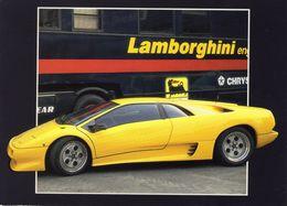 Lamborghini Diablo  -  1990   -   CPM - Turismo