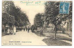 BOISSY L'AILLERIE - Avenue De La Gare - Boissy-l'Aillerie