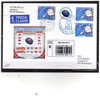 093-SLOVAKIA 2011-WORLD CHAMPIONSHIPS ICE HOCKEY -BRATISLAVA/KOŠICE 2011-COVER - Hockey (Ice)