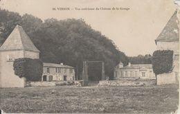 D17 - VIRSON - VUE EXTERIEURE DU CHATEAU DE LA GRANGE - France